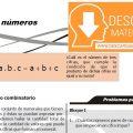 CONTEO DE NUMEROS PARA ESTUDIANTES DE TERCERO DE SECUNDARIA