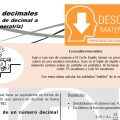 DESCARGAR CONVERTIR NÚMEROS DECIMALES A FRACCIONES – SEGUNDO DE SECUNDARIA