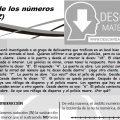 DESCARGAR CONJUNTO DE LOS NÚMEROS ENTEROS – PRIMERO DE SECUNDARIA