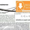 DESCARGAR CONTEO DE NÚMEROS – CUARTO DE SECUNDARIA