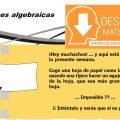 DESCARGAR EXPRESIONES ALGEBRAICAS – ÁLGEBRA SEGUNDO DE SECUNDARIA
