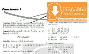 Ejercicios De álgebra Para Segundo De Secundaria Descarga Matematicas