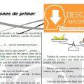 DESCARGAR INECUACIONES DE PRIMER GRADO – SEGUNDO DE SECUNDARIA