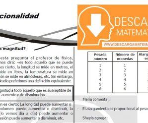 DESCARGAR PROPORCIONALIDAD – QUINTO DE SECUNDARIA