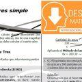 DESCARGAR REGLA DE TRES SIMPLE – CUARTO DE SECUNDARIA
