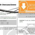 DESCARGAR SISTEMAS DE INECUACIONES LINEALES – PRIMERO DE SECUNDRIA