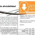 DESCARGAR TEORÍA DE DIVISIBILIDAD – QUINTO DE SECUNDARIA