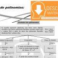 DIVISIÓN DE POLINOMIOS (HORNER, RUFFINI Y TEOREMA DEL RESTO) – CUARTO DE SECUNDARIA
