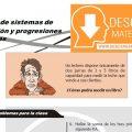 DESCARGAR EJERCICIOS DE SISTEMAS DE NUMERACION Y PROGRESIONES ARITMETICAS