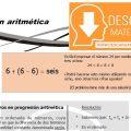 PROGRESIÓN ARITMÉTICA PARA ESTUDIANTES DE TERCERO DE SECUNDARIA