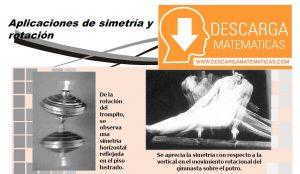 DESCARGAR APLICACIONES DE SIMETRÍA Y ROTACIÓN