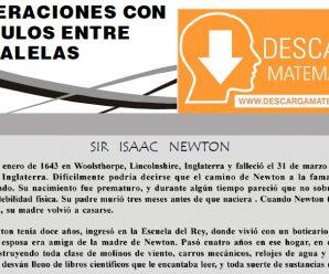 DESCARGAR OPERACIONES CON ANGULOS ENTRE RECTAS PARALELAS – PRIMERO DE SECUNDARIA
