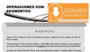 DESCARGAR OPERACIONES CON SEGMENTOS - PRIMERO DE SECUNDARIA