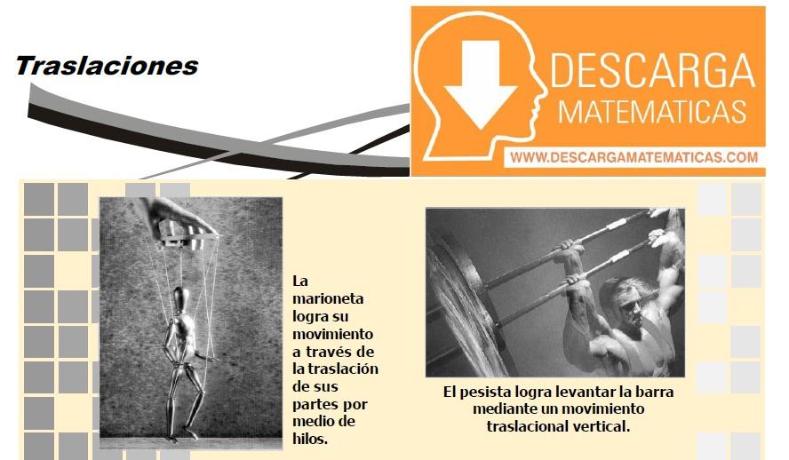 DESCARGAR TRASLACIONES PRIMERO DE SECUNDARIA