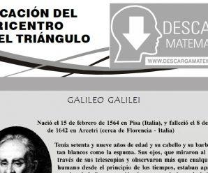 UBICACIÓN DEL BARICENTRO EN EL TRIÁNGULO – PRIMERO DE SECUNDARIA