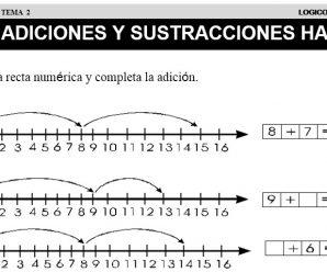 DESCARGAR ADICION Y SUSTRACCION HASTA EL 99 – MATEMATICA SEGUNDO DE PRIMARIA