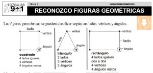 05 RECONOZCO FIGURAS GEOMÉTRICAS - SEGUNDO DE PRIMARIA