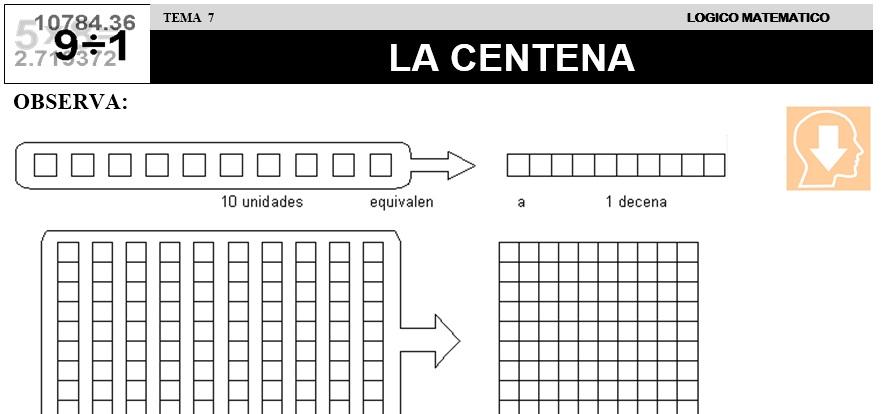 07 LA CENTENA - SEGUNDO DE PRIMARIA