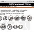 DESCARGAR SISTEMA MONETARIO – MATEMATICA PRIMERO DE PRIMARIA