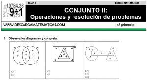 02 CONJUNTO II - SEXTO DE PRIMARIA