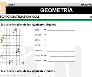 DESCARGAR GEOMETRIA – MATEMATICA TERCERO DE PRIMARIA