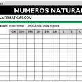DESCARGAR NUMEROS NATURALES – MATEMATICA QUINTO DE PRIMARIA