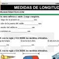 DESCARGAR MEDIDAS DE LONGITUD- MATEMATICA TERCERO DE PRIMARIA