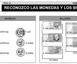 DESCARGAR RECONOZCO LAS MONEDAS Y LOS BILLETES – MATEMATICA SEGUNDO DE PRIMARIA