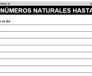 DESCARGAR NUMEROS HASTA 9000 – MATEMATICA SEGUNDO DE PRIMARIA