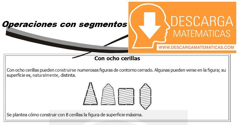 04 Operaciones con segmentos - Geometria Tercero de Secundaria