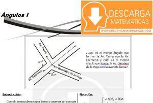 05 Ángulos - Geometria Tercero de Secundaria