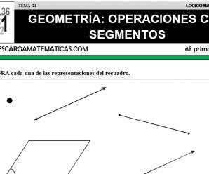 DESCARGAR GEOMETRIA – MATEMATICA SEXTO DE PRIMARIA