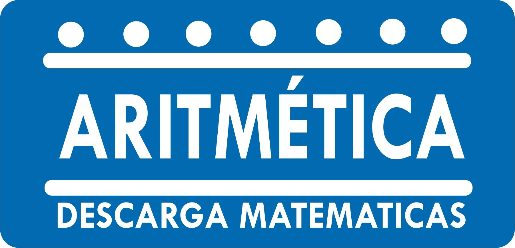 descarga matematicas aritmetica